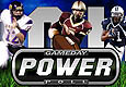 Gameday Power Poll: 1st Edition